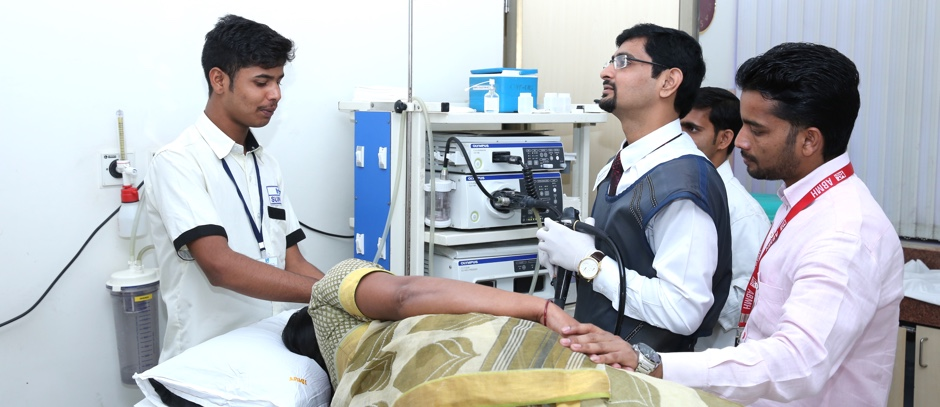 ERCP treatment by dr. Prasad Bhate